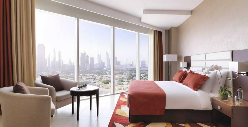 Radisson blu hotel dubai downtown dubai united arab for Hotel dubai booking