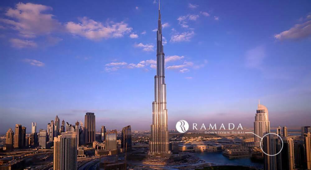 Holidays at Ramada by Wyndham Downtown Dubai Hotel in Sheikh Zayed Road, Dubai