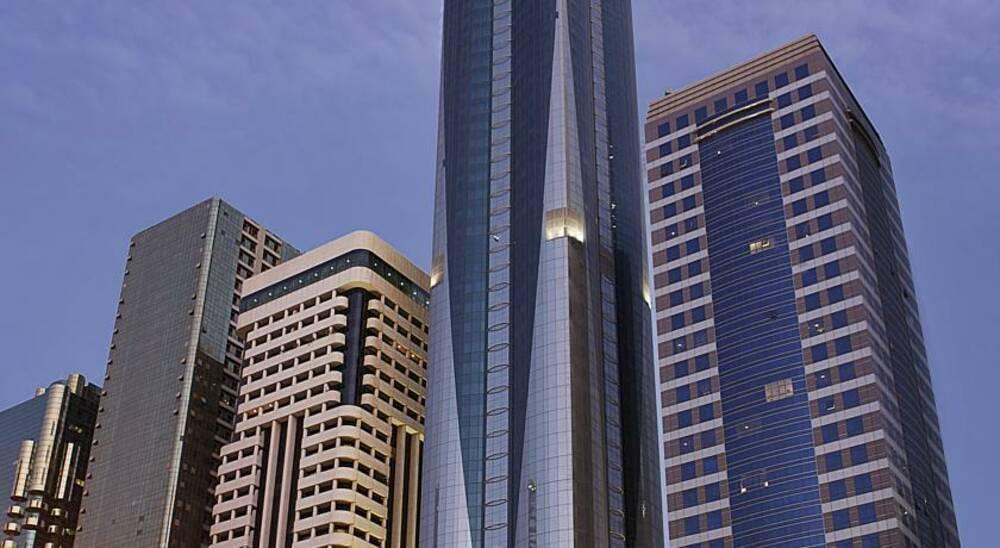 Holidays at Rose Rayhaan By Rotana Hotel in Sheikh Zayed Road, Dubai