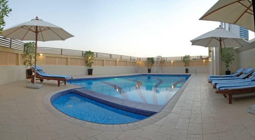 Holidays at Al Barsha Hotel Apartments in Sheikh Zayed Road, Dubai