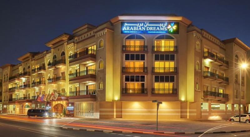 Holidays at Arabian Dreams Hotel Apartments in Bur Dubai, Dubai