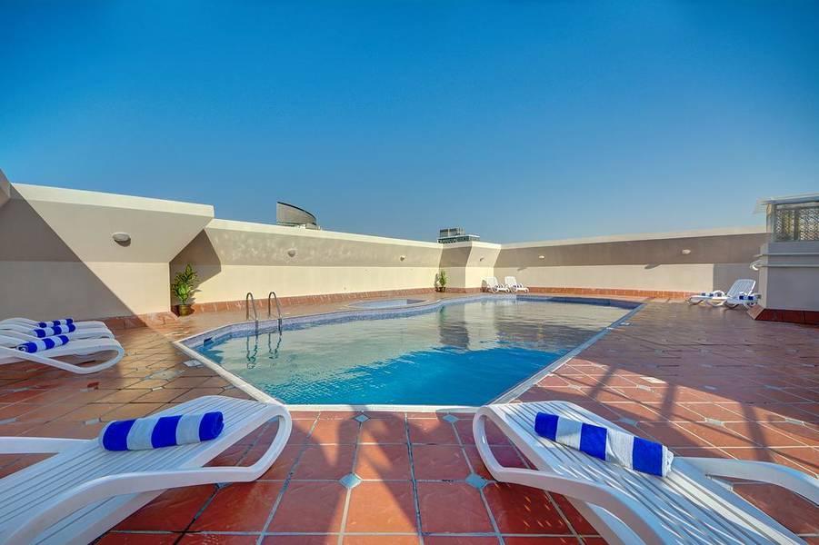 Holidays at Belvedere Court Hotel Apartments in Bur Dubai, Dubai
