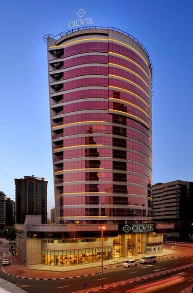 Holidays at Clover Creek Hotel Apartments Dubai in Deira City, Dubai