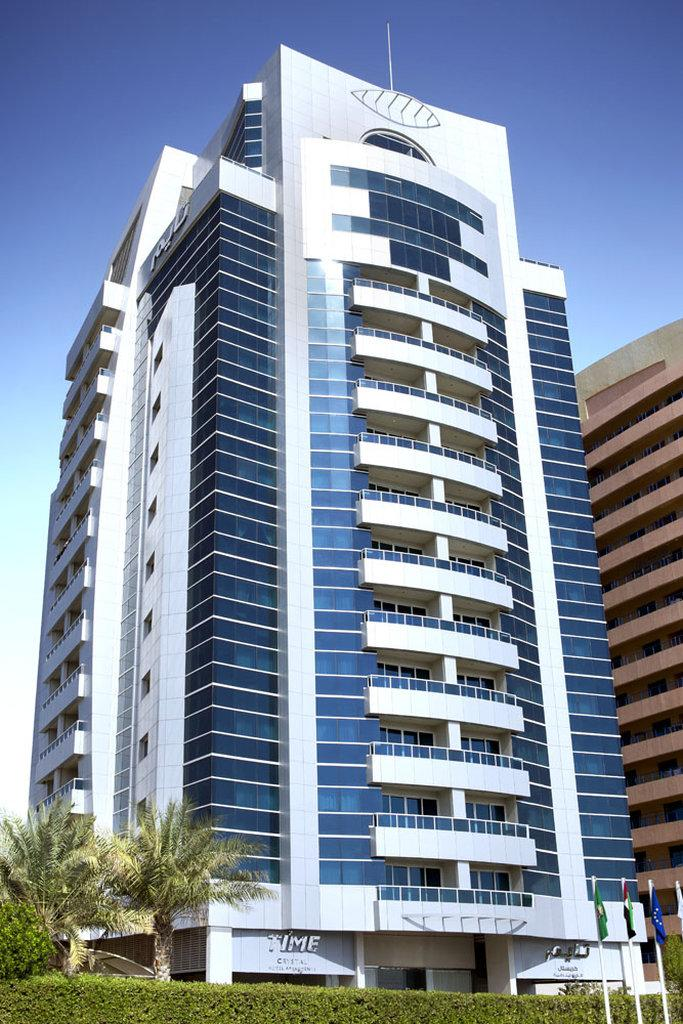 Holidays at Time Crystal Hotel Apartment in Sheikh Zayed Road, Dubai