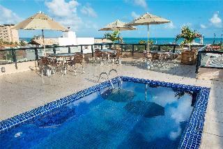 Holidays at Agua Marinha Hotel in Fortaleza, Brazil