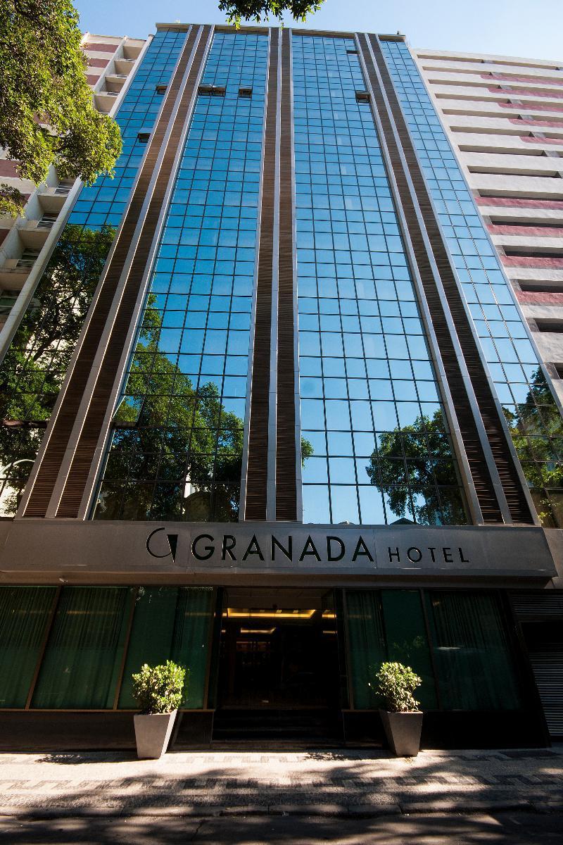 Holidays at Granada Hotel in Rio De Janeiro, Brazil