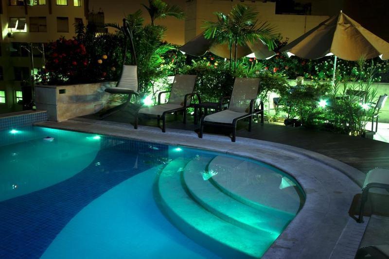 Holidays at Sao Francisco Hotel in Rio De Janeiro, Brazil