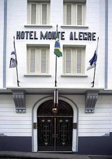 Holidays at Monte Alegre Hotel in Rio De Janeiro, Brazil