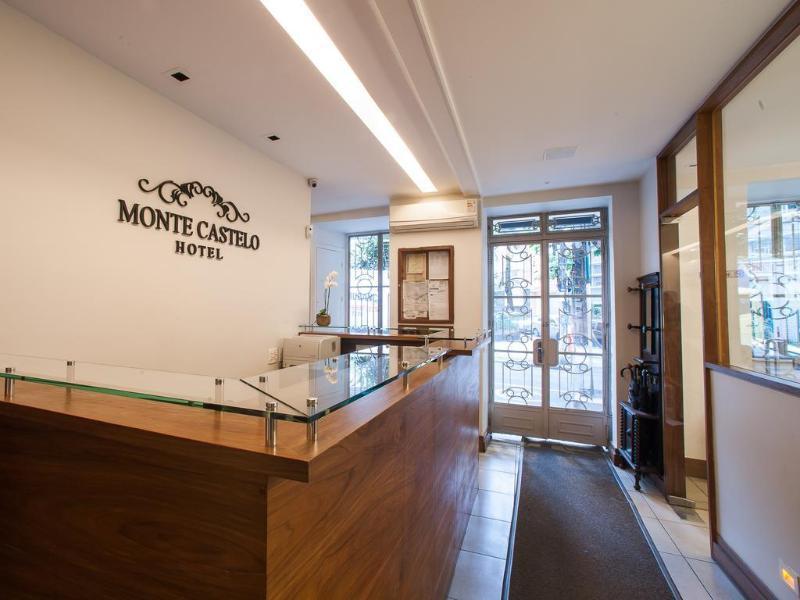 Holidays at Monte Castelo Hotel in Rio De Janeiro, Brazil