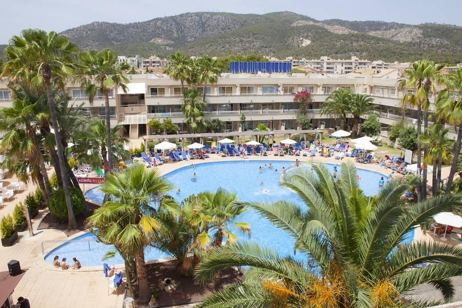Holidays at Ibersol Son Caliu Mar Hotel in Palma Nova, Majorca