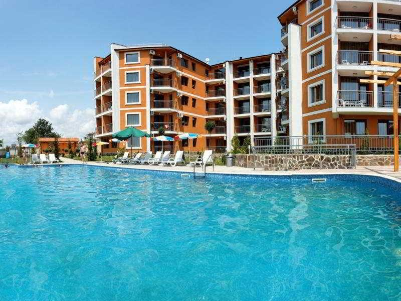 Holidays at Vemara Club Hotel in Byala, Obzor