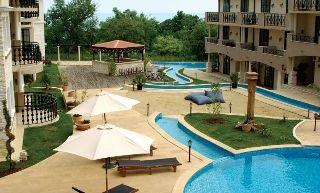 Holidays at Cliff Beach & Spa Resort in Obzor, Bulgaria
