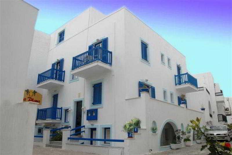 Holidays at Al Mare Hotel in Agios Georgios, Naxos Island