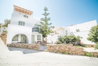 Holidays at Nastasia Village Hotel in Agios Georgios, Naxos Island