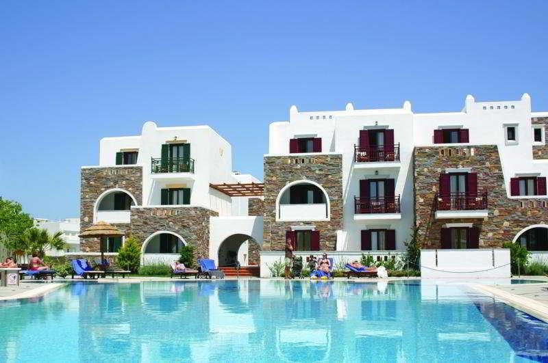 Holidays at Naxos Resort Hotel in Agios Georgios, Naxos Island