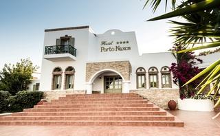 Holidays at Porto Naxos Hotel in Agios Georgios, Naxos Island