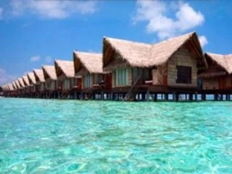 Holidays at Adaaran Prestige Ocean Villas Hotel in Maldives, Maldives