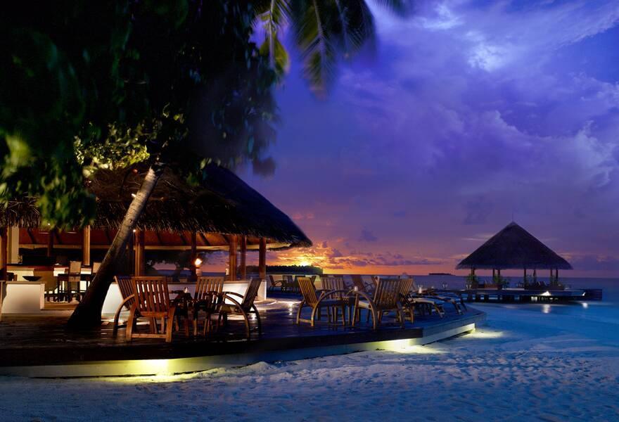 Holidays at Angsana Resort & Spa Maldives Ihuru Hotel in Maldives, Maldives