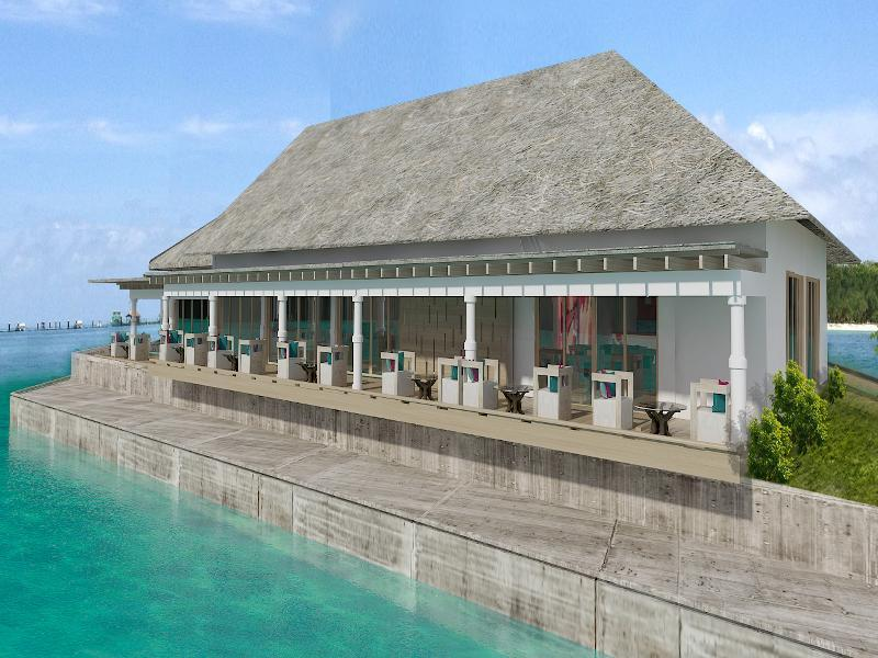 Holidays at Oblu by Atmosphere at Helengeli in Maldives, Maldives