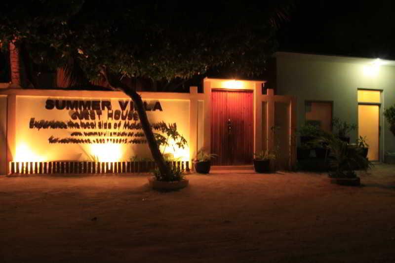 Holidays at Summer Villa Guest House Hotel in Maldives, Maldives