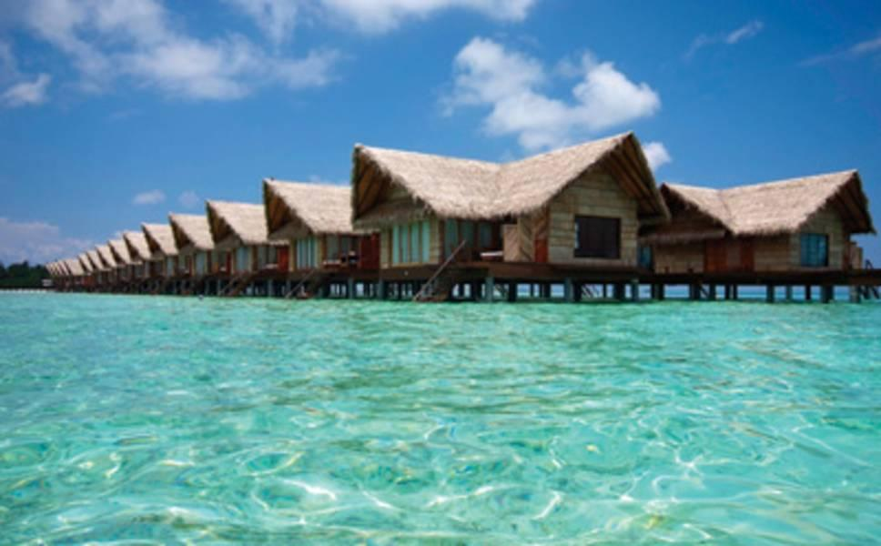 Holidays at Adaaran Prestige Water Villas Hotel in Maldives, Maldives