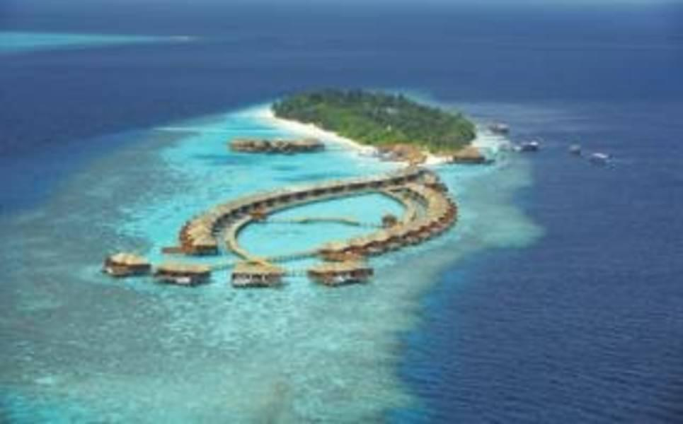 Holidays at Lily Beach Resort & Spa At Huvahendhoo in Maldives, Maldives
