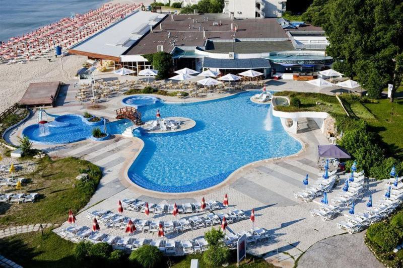 Holidays at Gergana Hotel in Albena, Bulgaria