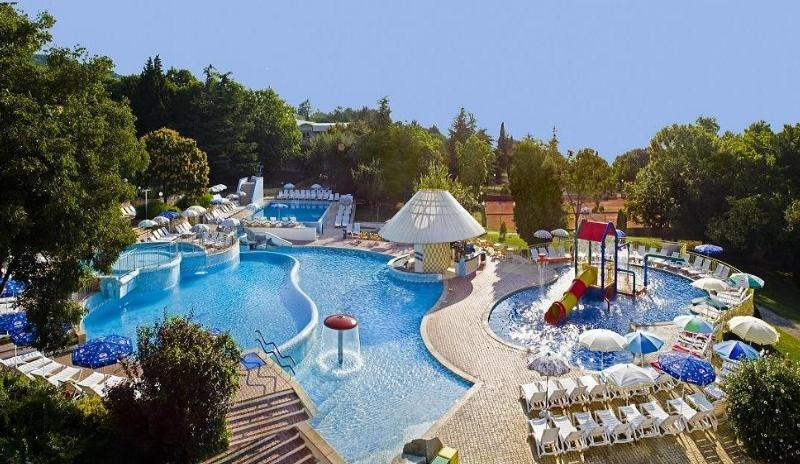 Holidays at Orhideya Hotel in Albena, Bulgaria