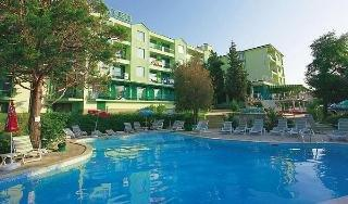 Holidays at Silver Hotel in Golden Sands, Bulgaria