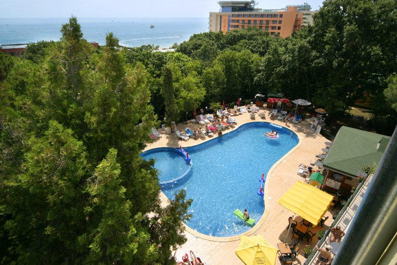 Holidays at Tintyava Hotel in Golden Sands, Bulgaria