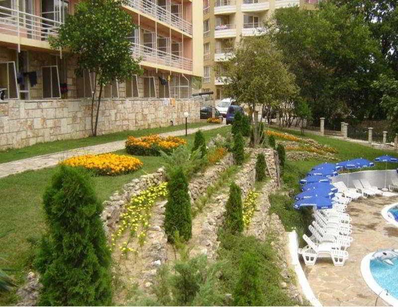 Holidays at Vezhen Hotel in Golden Sands, Bulgaria