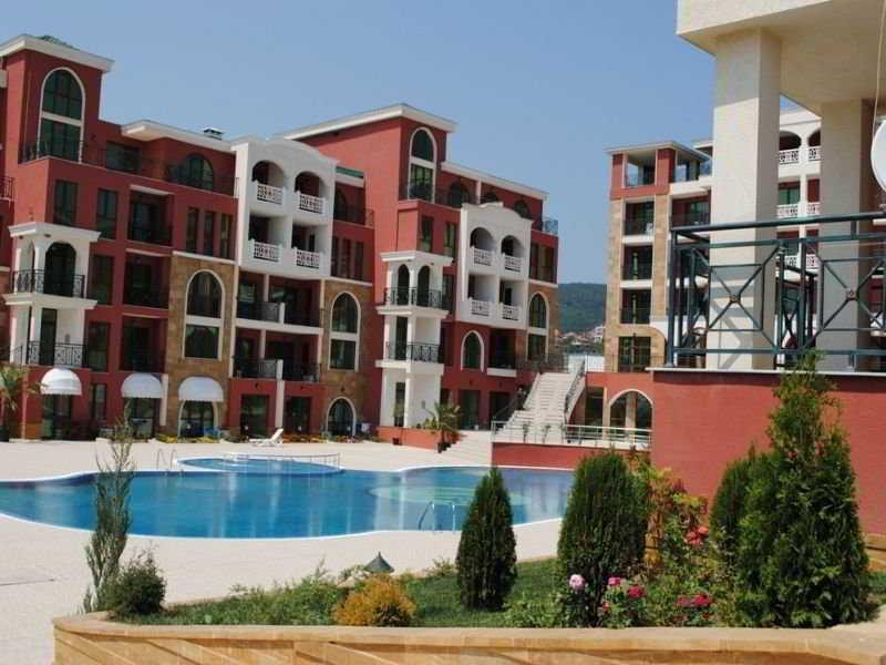 Holidays at St George Palace Hotel in Sveti Vlas, Bulgaria