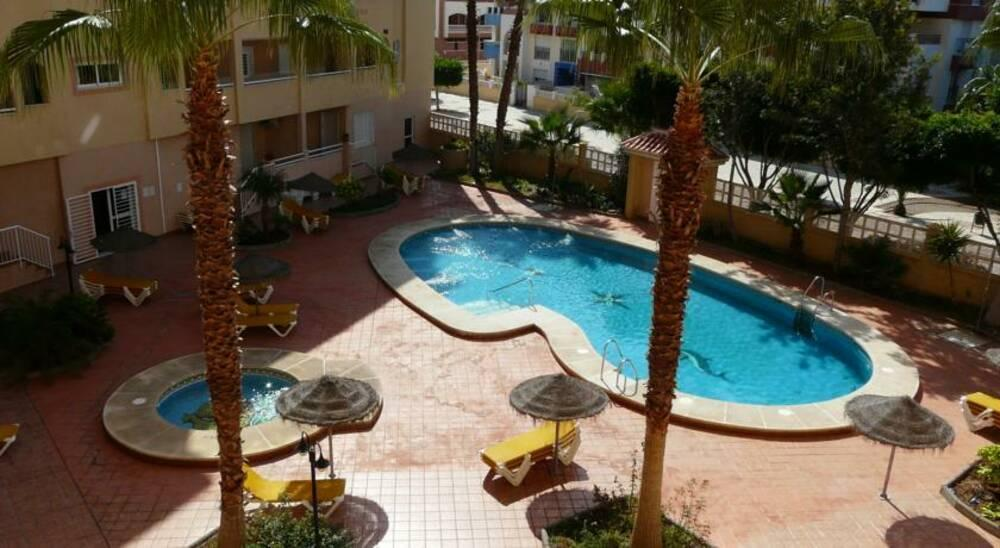 Holidays at Maracay Apartments in Roquetas de Mar, Costa de Almeria