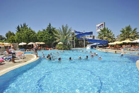 Holidays at Lioness Hotel in Avsallar, Antalya Region