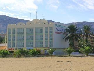 Holidays at Acuario Apartments in Denia, Costa Blanca