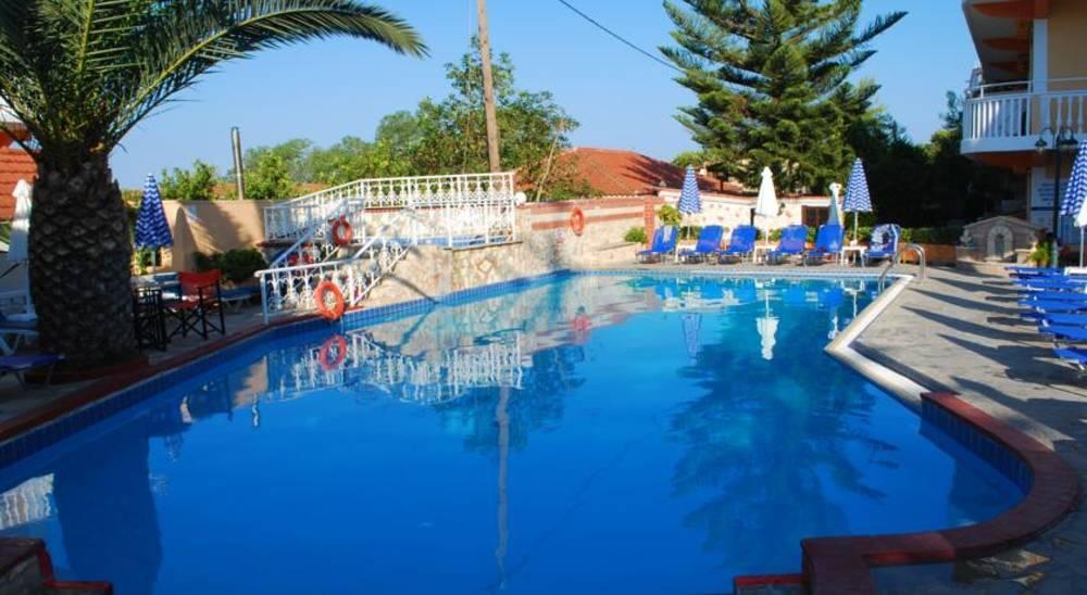 Holidays at Planos Aparthotel in Tsilivi, Zante