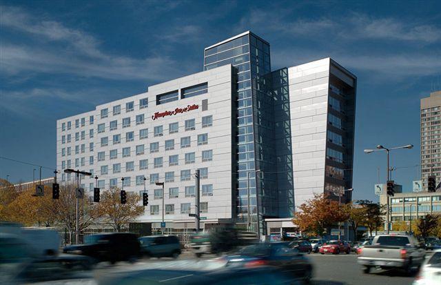 Holidays at Hampton Inn and Suites Boston Crosstown Center in Boston, Massachusetts