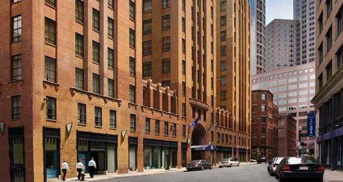 Holidays at Hilton Boston Downtown Faneuil Hall in Boston, Massachusetts