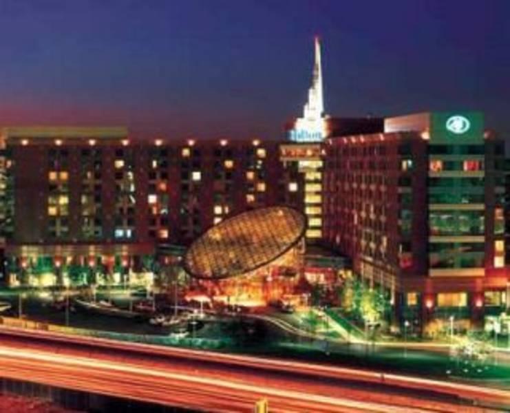 Holidays at Hilton Boston Logan Airport Hotel in Boston, Massachusetts