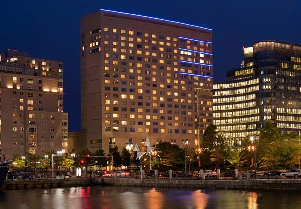 Holidays at Renaissance Boston Waterfront Hotel in Boston, Massachusetts