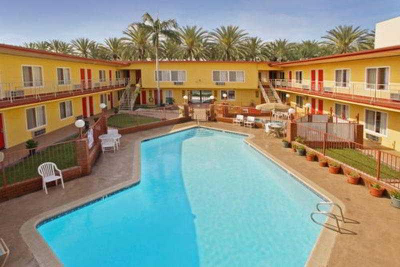 Holidays at Americas Best Value Inn Anaheim Hotel in Anaheim, California