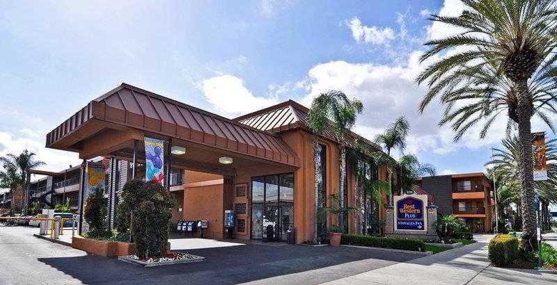 Holidays at Best Western Plus Stovalls Inn Hotel in Anaheim, California