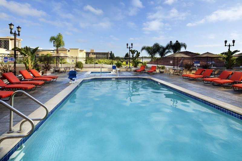 Holidays at Doubletree Suites By Hilton Anaheim Resort Convention Center in Anaheim, California