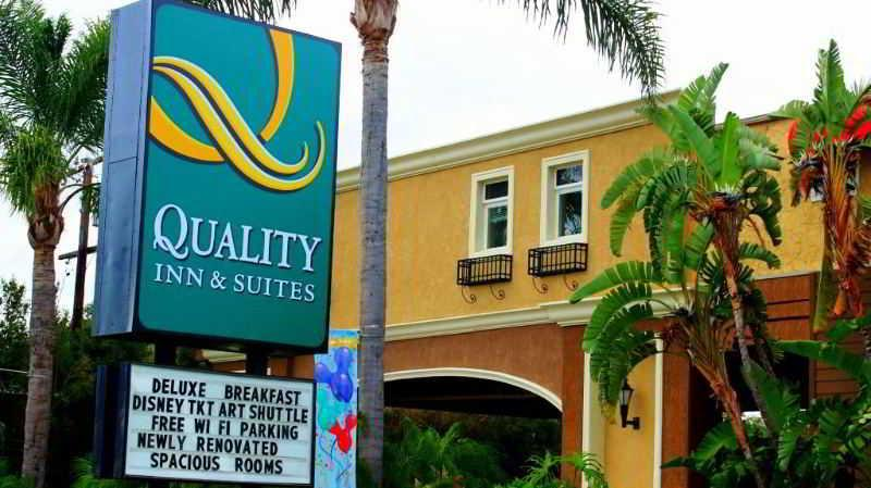Holidays at Quality Inn and Suites Anaheim Maingate in Anaheim, California