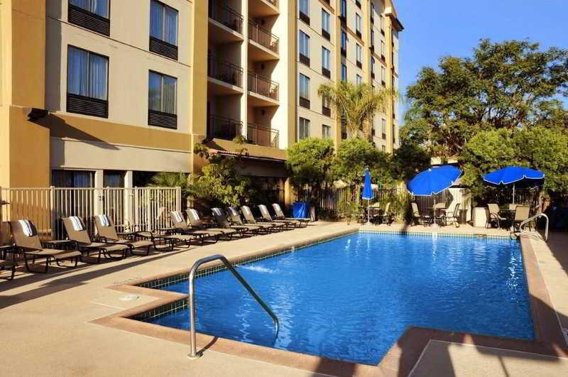 Holidays at Hampton Inn Anaheim Hotel in Anaheim, California