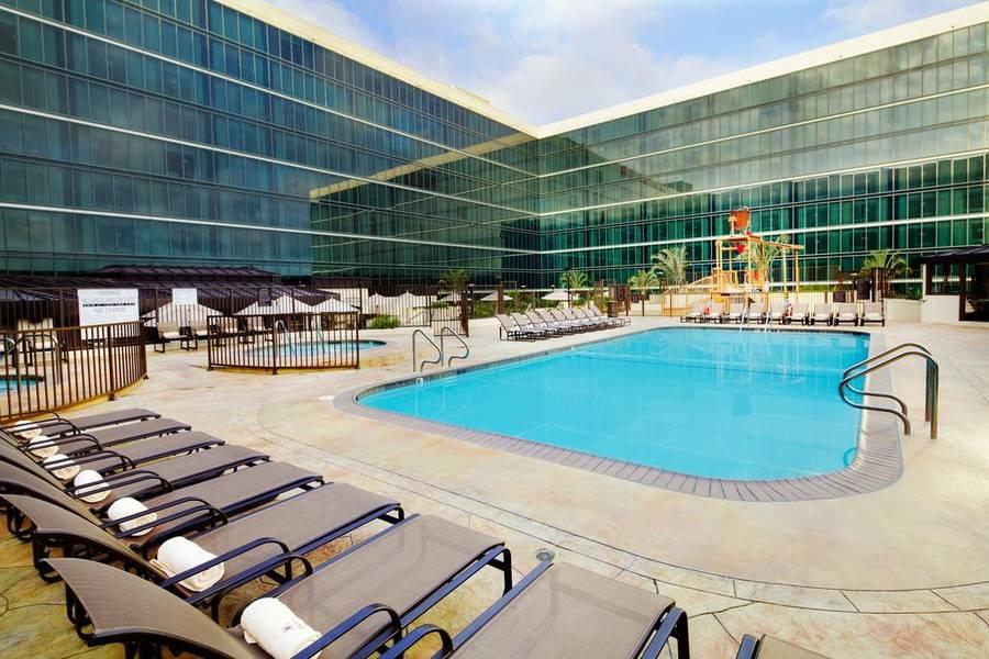 Holidays at Hilton Anaheim Hotel in Anaheim, California