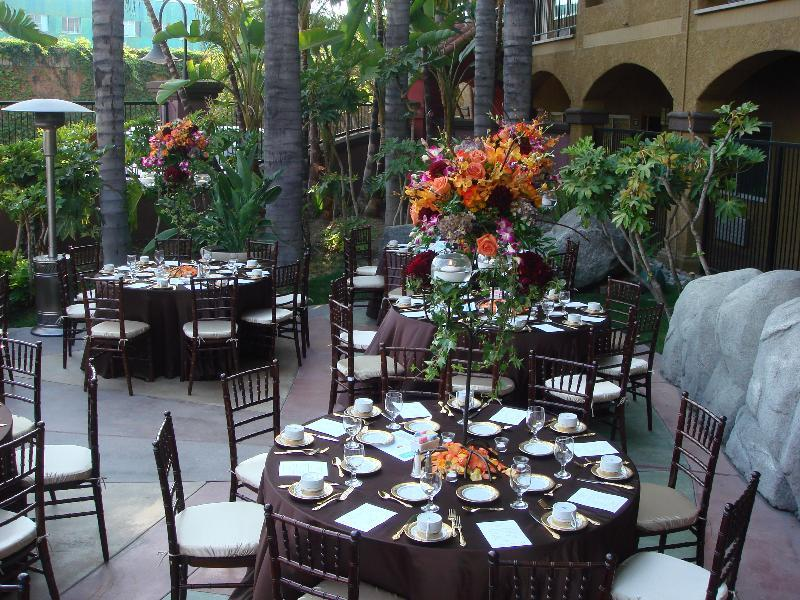Holidays at Menage Hotel in Anaheim, California