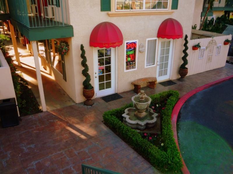 Holidays at Quality Inn & Suites Anaheim Hotel in Anaheim, California