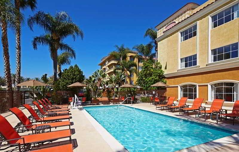 Holidays at Portofino Inn And Suites Hotel in Anaheim, California