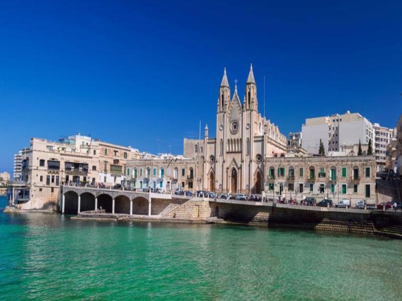 Holidays at Mercury Residence Hotel in Sliema, Malta